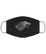 House Stark Direwolf Face Mask Sigil FMA Face Mask - $13.95+