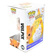 Funko Pop! Games Pokemon Vulpix #580 Vinyl Action Figure image 3