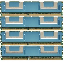 (Not for PC!) 8GB 4x2GB 667MHz DDR2 ECC Fully Buffered FB-DIMM Memory for MA356L