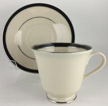 Lenox Black Royale Cup & saucer - $4.00