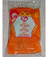 Ty Teenie Beanie Babies McDonald's # 6 Iggy The Iguana 1999 - $19.00