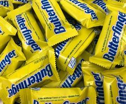 Butterfinger Milk Chocolate Crunchy Peanut Butter Bars, Fun Size Candy Bar 2 Lbs - $20.36