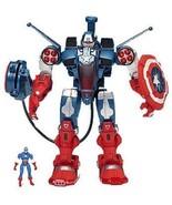 Marvel Mega Morphs Series 2: Captain America - $77.72