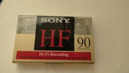 Sony HF90 Audio Cassette Tape New & Sealed - $8.97