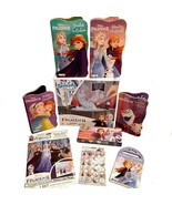 Big Bundle! FROZEN II Playtime Fun Educational Activity Pack - $39.99