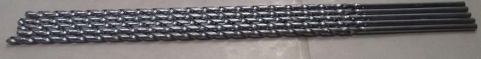 "Bosch 2608682860 6.5mm 1/4"" x 400mm 15-3/4"" RSZ Masonry Drill Bits 5pcs. - $8.91"