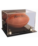 Football Deluxe Display Case Mirror Back - $58.95