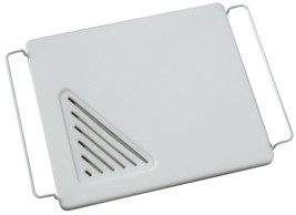 Vance 12 X 13 inch Over the Sink Poly Cutting Board with Adjustable Wire... - $27.45