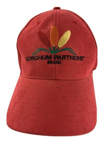 Primary image for Sorghum Partners Brand Reebok Adjustable Adult Baseball Ball Cap Hat