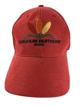 Sorghum Partners Brand Reebok Adjustable Adult Baseball Ball Cap Hat - $12.86