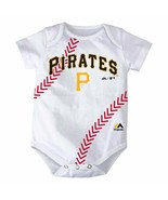 Pittsburgh Pirates Baby / Infant Creeper Bodysuit (Several Designs) - $3.29