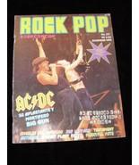 Rock Pop #277 December 1993 ACDC Robert Plant Def Leppard Anthrax Mercyf... - $16.99