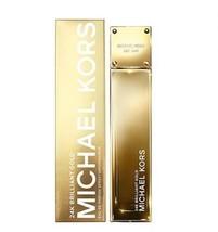 24K BRILLIANT GOLD by Michael Kors perfume EDP 3.3 / 3.4 oz New in Box - $105.69