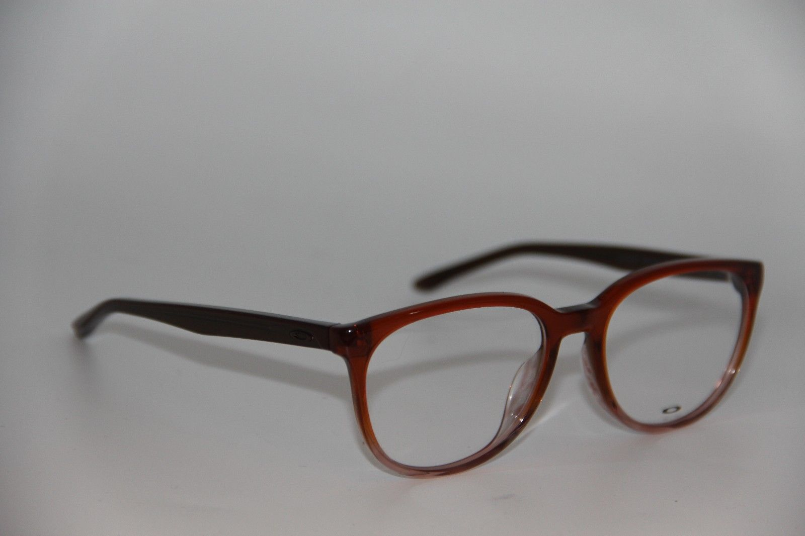 c5f05923482 NEW OAKLEY OX1135-0252 BROWN FADE REVERSAL EYEGLASSES AUTHENTIC RX 52-17 W