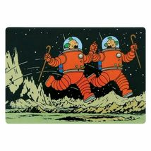 Tintin Set of 5 fridge magnets  Official Tintin product  image 5