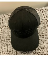 Brand New Play Core Black Mesh Gametime Strapback Baseball Cap Hat 4 Dog... - £6.43 GBP