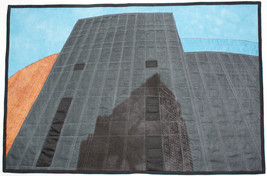 Penn Reflections ~ Art Quilt - $800.00