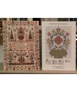 Sampler Card: Ann Uffindell cross stitch Hands Across The Sea Samplers  - $2.20