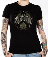 MOTORHEAD T-Shirt Lemmy Logo Womens New Authentic S-XXL - $16.95
