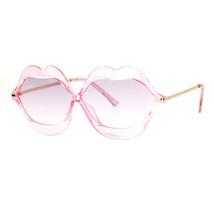 Cute Lip Shape Sunglasses Lips Kiss Womens Fashion Shades UV 400 - $10.95