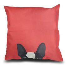 Hide Cat Dog Cotton Linen Pil color COLORMIX size TYPE A - $9.95