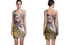 The Gorillaz Grafity Women's Sleevless Bodycon Dress - $21.80+