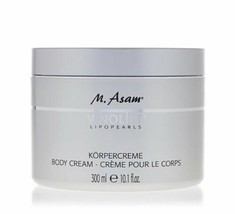 M. Asam Vinolift Lipopearls Body Cream 10.1 oz New & Sealed - $39.55