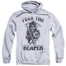 Sons of Anarchy Fear the Reaper Motorcycle Club graphic hoodie SOA124 image 1