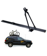 BIKIGHT Universal Car Roof Bike Carrier Top Mount Rack Bicycle Racks Tra... - $279.98