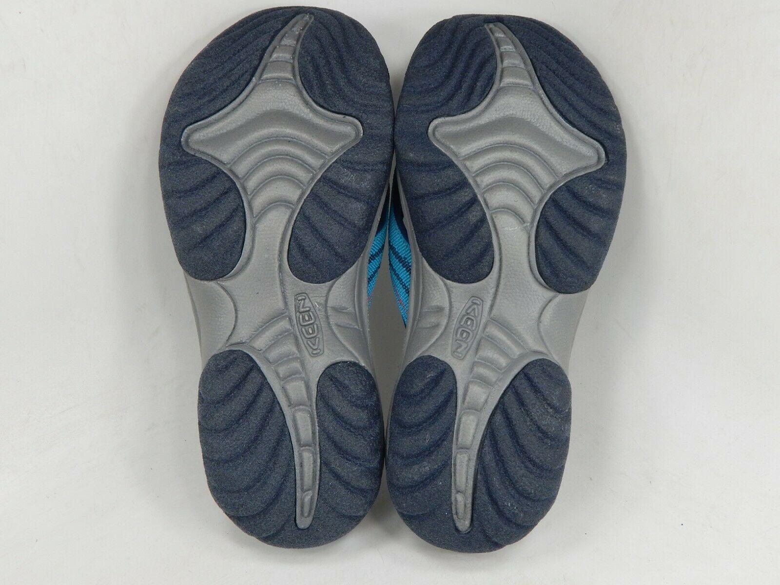 Keen Kona Flip II Sz US 8 M (B) Eu 38,5 Damen Sport Sandalen Blau Grün 1019295
