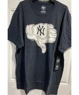 Beat the Yankees MLB Navy T Shirt XL New Men's - $28.95