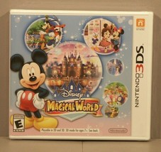 Disney Magical World (Nintendo 3DS, 2014) Y-Fold Sealed BRAND NEW Mickey Mouse - $99.95