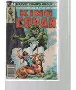 King Conan #9 - March 1981 - Marvel Comics Group - Bones of the Brown Man. - $1.37
