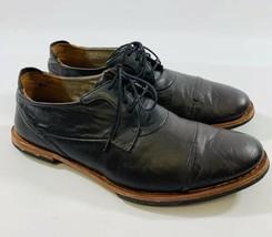 Timberland 75508 Mens size 8 Wodehouse Cap Toe Oxford Soft Leather Dress... - $92.22
