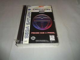 Defcon 5, Brand New/Sealed, Sega Saturn - $24.99
