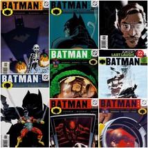 Batman Vol 1 (DC) 588-597 NM - $3.00