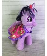 Build A Bear My Little Pony Twilight Sparkle Purple Unicorn Plush Stuffe... - $29.69