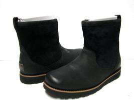 UGG HENDREN TL MEN BOOTS BLACK US 8 /UK 7 /EU 40.5 /JP 26 - $145.52