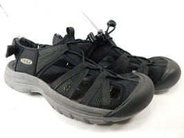 Keen Venice II H2 Size 9 M (B) EU 39.5 Women's Sport Sandals Shoes Black... - $58.30