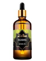 Zeitun 100% Pure Unrefined Cold Pressed Macadamia Oil 3.4 oz - $19.79