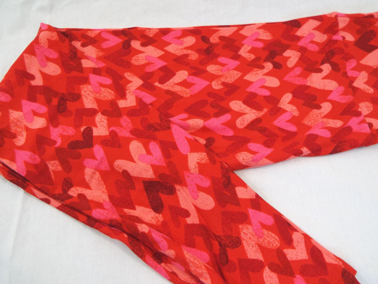 8bbc0ec6fda03 Women's LuLaRoe OS One Size Leggings Pink and 50 similar items