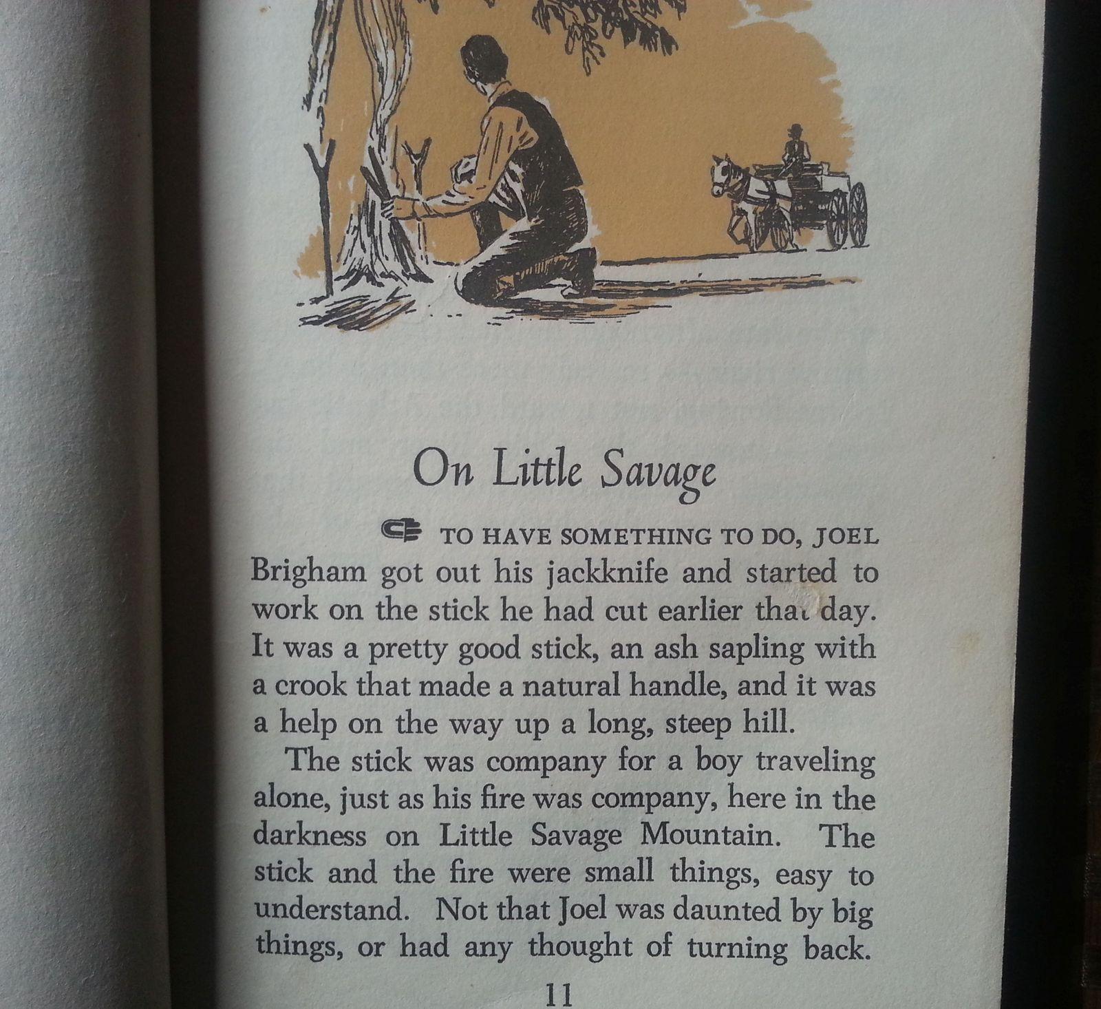 Wagon Wheels by William A. Brefogle 1956 HBDJ National Rd