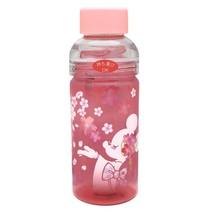 Tokyo Disney Resort Minnie Mouse Sakura Flower Drink Bottle Pink Tumbler  - $64.35