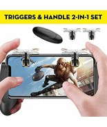 BAVST [Triggers+Handles] Mobile Triggers,Mobile Game Controller for iOS/... - $10.15
