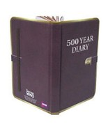 NEW Doctor Who 500 Year Mini Journal Diary - Pocket Sized - Free Shipping - $7.87