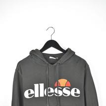 Vintage Ellesse hoodie pullover sweatshirt windbreaker fleece track jack... - $35.00
