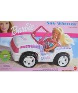 Barbie SUN WHEELER Vehicle Cool JEEP Style Cruiser Car (2001) - $273.23