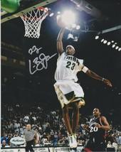 "LeBron James #23 Vincent St Mary H.S. Autographed Signed 8"" x 10"" Photo ... - ₹7,094.71 INR"