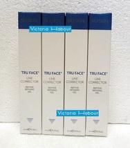 Four pack: Nu Skin Nuskin Tru Face Line Corrector 30ml 1oz SEALED BOX x4 - $170.00