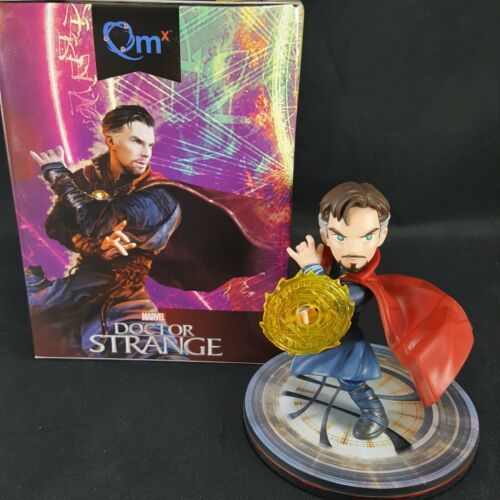 QMX Marvel Q-Fig Doctor Dr Strange Figure Loot Crate Exclusive NEW Avengers